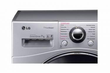 Стиральная машина LG FH2A8HDS4 класс: A загр.фронтальная макс.:7кг серебристый