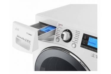 Стиральная машина LG FH495BDS2 класс: A загр.фронтальная макс.:12кг белый