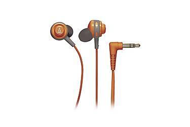 Наушники Audio-Technica ATH-COR150 OR внутриканальные оранжевые