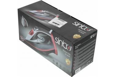Утюг Sinbo SSI 2892R 3000Вт черный/красный