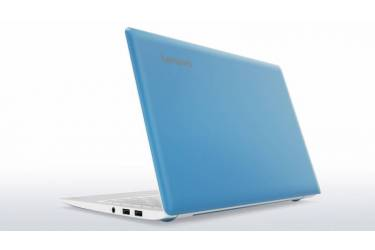 "Ноутбук Lenovo IdeaPad 110S-11IBR Pentium N3710/4Gb/SSD128Gb/Intel HD Graphics 405/11.6""/HD (1366x768)/Windows 10/blue/WiFi/BT/Cam"