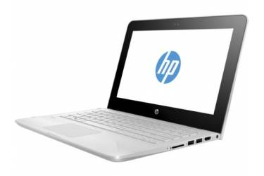 """Трансформер HP Stream x360 11-aa007ur Celeron N3050/2Gb/SSD32Gb/Intel HD Graphics/11.6""""/IPS/Touch/HD (1366x768)/Windows 10 64/white/WiFi/BT/Cam"""