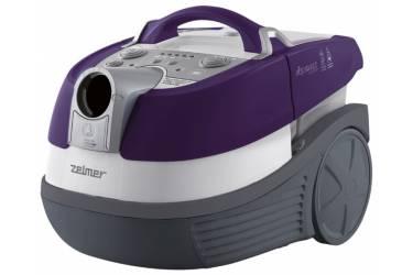 Пылесос моющий Zelmer ZVC763HKRU 2000Вт фиолетовый/белый