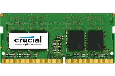 Память DDR4 8Gb 2133MHz Crucial CT8G4SFS8213 RTL PC4-17000 CL15 SO-DIMM 260-pin 1.2В single rank