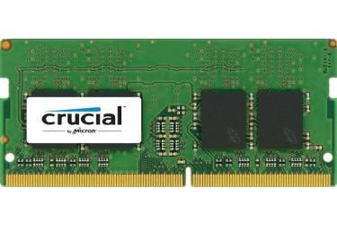 Память DDR4 4Gb 2133MHz Crucial CT4G4SFS8213 OEM PC4-17000 CL15 SO-DIMM 260-pin 1.2В single rank