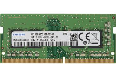 Память DDR4 8Gb 2400MHz Samsung M471A1K43CB1-CRC OEM PC4-19200 CL17 SO-DIMM 260-pin 1.2В original