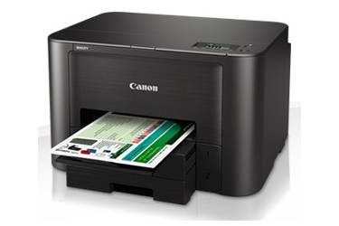 Принтер струйный Canon Maxify IB4040 (9491B007) A4 Duplex WiFi USB черный