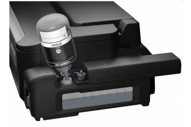 Принтер струйный Epson M105 (C11CC85311) A4 WiFi USB черный
