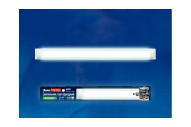 Светильник светодиодный накладной Uniel ULO-CL60-20W/NW SILVER