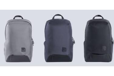Рюкзак Xiaomi Mi Style Leisure Sports Backpack (серый) ZJB4159CN