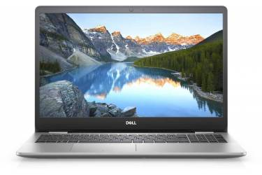 "Ноутбук Dell Inspiron 5593 Core i3 1005G1/4Gb/SSD256Gb/Intel UHD Graphics/15.6""/IPS/FHD (1920x1080)/Windows 10/silver/WiFi/BT/Cam"