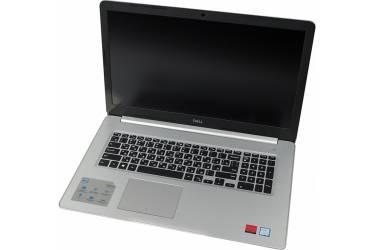 """Ноутбук Dell Inspiron 5770 Core i3 7020U/4Gb/1Tb/DVD-RW/AMD Radeon 530 2Gb/17.3""""/IPS/FHD (1920x1080)/Linux/silver/WiFi/BT/Cam"""