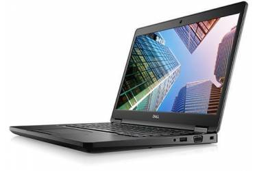 "Ноутбук Dell Latitude 5491 Core i5 8400H/8Gb/SSD256Gb/nVidia GeForce Mx130 2Gb/14""/WVA/FHD (1920x1080)/Windows 10 Professional/black/WiFi/BT/Cam"