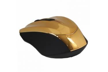 Компьютерная мышь Smartbuy Wireless 96AG золотистая