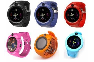 Умные часы Smart Baby Watch Q360 Dark Blue