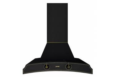 Вытяжка каминная Gorenje Classico DK63MCLB черный управление: тактовое (1 мотор)