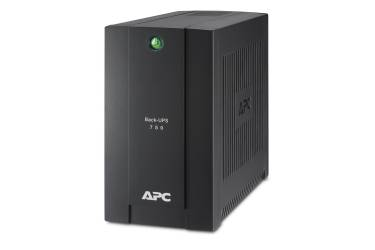 Источник бесперебойного питания APC Back-UPS BC750-RS 415Вт 750ВА черный