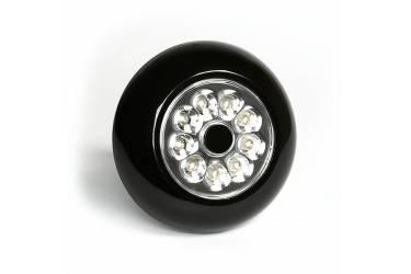 Фонарь SmartBuy Push Light светодиодный 9 Led черный