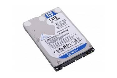 "Жесткий диск 2.5""  1Tb WD10JPVX Scorpio Blue, SATA III (9.5 mm, 8mb, 5400rpm)"
