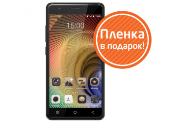Смартфон teXet TM-5011 черный (X-omega)