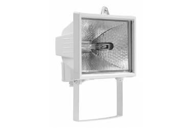 Прожектор галогенный _FOTON_FL-H  500 IP54 белый (S003)