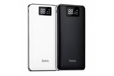 Внешний аккумулятор Hoco Flowed Power Bank B23B-20000 mAh, Чёрный