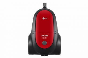 Пылесос LG VK76A00NDR 2000Вт красный