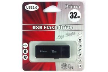 USB флэш-накопитель 32GB Prima PD-09 черный USB2.0