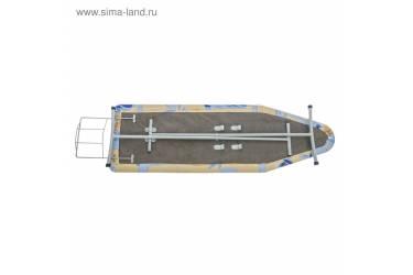 "Гладильная доска ""Кристина-5"" 1225х380мм, масса- 4,1 кг"