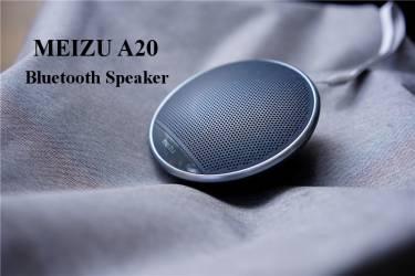Беспроводная (bluetooth) акустика Meizu A20 speaker Gray