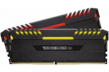 Память DDR4 2x8Gb 3466MHz Corsair CMR16GX4M2C3466C16 RTL PC4-24000 CL16 DIMM 288-pin 1.35В kit