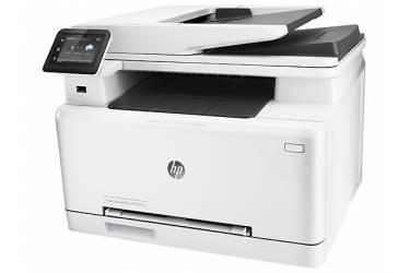 МФУ лазерный HP Color LaserJet Pro 200 MFP M277n (B3Q10A) A4 белый