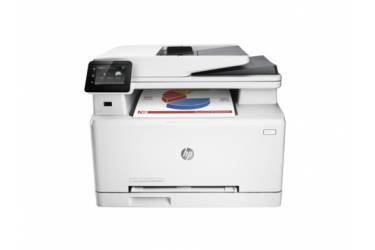 МФУ лазерный HP Color LaserJet Pro M274n (M6D61A) A4 Net белый