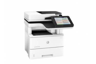 МФУ лазерный HP LaserJet Enterprise M527dn (F2A76A) A4 Duplex белый