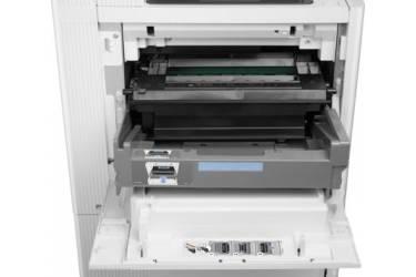 МФУ лазерный HP LaserJet Enterprise M631dn (J8J63A) A4 Duplex Net белый