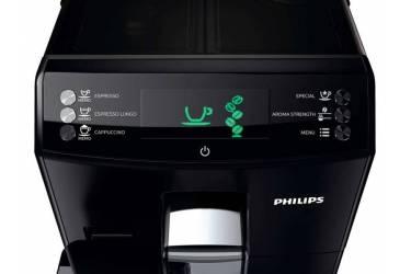 Кофемашина Philips HD8828/09 1850Вт черный