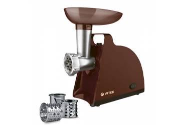 Мясорубка Vitek VT-3613 1700Вт бронзовый