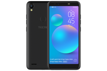 Смартфон TECNO POP 1s Pro Midnight Black/черный