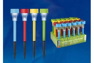 Светильник садовый солн Uniel USL-C-609/PT365 Sparkle SET 1