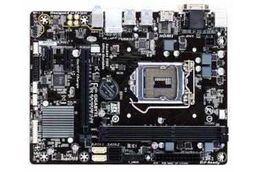 Материнская плата Gigabyte GA-H81M-S2H Soc-1150 Intel H81 2xDDR3 mATX AC`97 8ch(7.1) GbLAN+VGA+DVI+HDMI