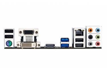 Материнская плата Gigabyte GA-B85M-D3H-A Soc-1150 Intel B85 4xDDR3 mATX AC`97 8ch(7.1) GbLAN+VGA+DVI+HDMI