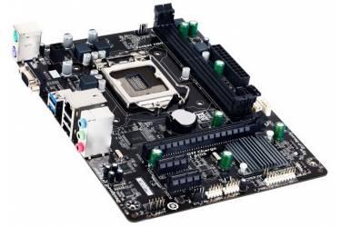 Материнская плата Gigabyte GA-H81M-S1 Soc-1150 Intel H81 2xDDR3 mATX AC`97 8ch(7.1) GbLAN+VGA