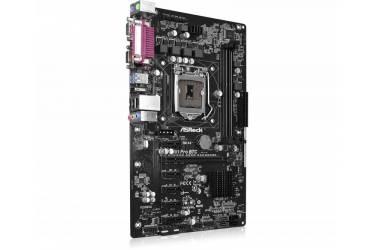 Материнская плата Asrock H81 Pro BTC R2.0 Soc-1150 Intel H81 2xDDR3 ATX AC`97 6ch(5.1) GbLAN+VGA+HDMI
