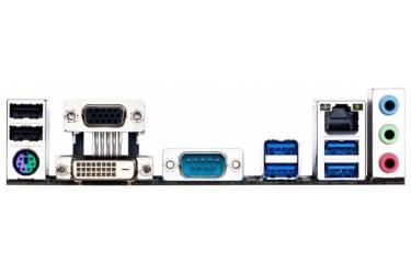 Материнская плата Gigabyte GA-H81M-D2V Soc-1150 Intel H81 2xDDR3 mATX AC`97 8ch(7.1) GbLAN+VGA+DVI