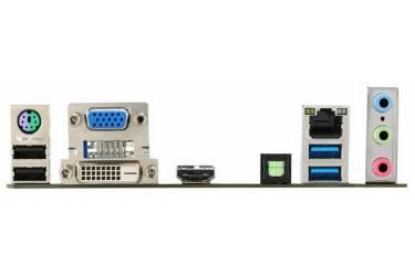 Материнская плата MSI H81I Soc-1150 Intel H81 2xDDR3 mini-ITX AC`97 8ch(6+2) GbLAN+VGA+DVI+HDMI