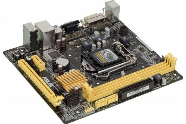 Материнская плата Asus H81M-R/C/SI Soc-1150 Intel H81 2xDDR3 mATX AC`97 8ch(7.1) GbLAN+VGA+DVI