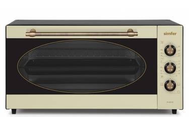 Мини-печь Simfer M 4016 бежево-чёрная 40л  решётка противень
