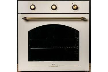 Духовой шкаф Электрический Rodmans BOE 6902 OW бежевый,64л,9режимов,гриль,конвекция,подсветка, 2 противня,решётка,ручки под RUSTIC