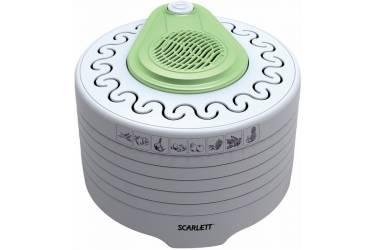 Сушка для фруктов и овощей Scarlett SC-FD421003 5под. 250Вт серый
