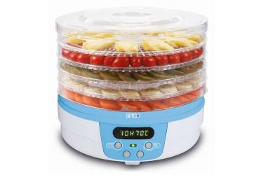 Сушка для фруктов и овощей Sinbo SFD 7403 5под. 250Вт синий